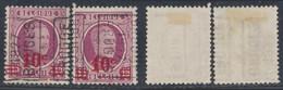"""Houyoux - N°246 Préo """"Brugge 1927 Bruges"""" Position A/B Complet / Cote 12e + - Rollini 1920-29"""