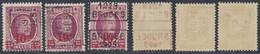 "Houyoux - N°246 Préo ""Brugge 1929 Bruges"" Position A/B/C Complet. - Rollini 1920-29"