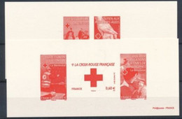 France 2011  Red Cross Croix Rouge Epreuve  MNH - Nobelpreisträger