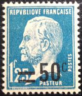 N° 222  NEUF ** SANS CHARNIÈRE ( LOT:88 ) - 1922-26 Pasteur
