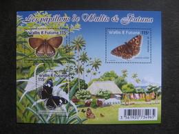 Wallis Et Futuna: TB Feuille N° F855,  Neuf XX . - Ungebraucht