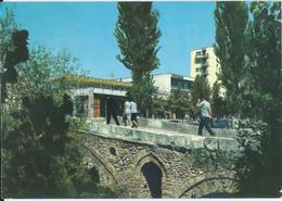 "Kosovo - Prizren - Bridge,Hotel ,,Theranda"" - Kosovo"