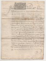 Saint Etienne 1693 - Manoscritti