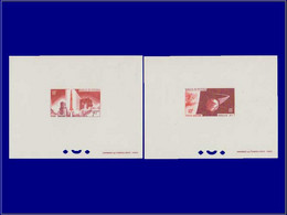 Astronautique - Année: 1966 - WALLIS,YV. PA 24/5,2 EP. LUXE:Diamant*,A1* - Non Classificati