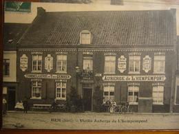 HEM    Auberge De L'Hempempont      1908 - Andere Gemeenten