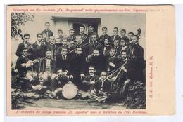 """L'ORCHESTRE DU COLLEGE FRANCAIS """" SAN AGUSTIN """" Sous La Direction Du Père HERMANN ( RUSSIE ? ) - Muziek En Musicus"""