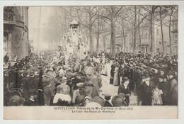 Allier MONTLUCON Fête De La Mi-carême (9 Mars 1913) - Montlucon
