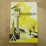 Turnhout Het Vogelmuseum 16 Blz 1967 - Storia