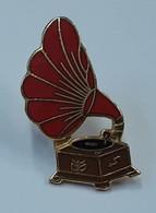 Pin's Gramophone - Musique