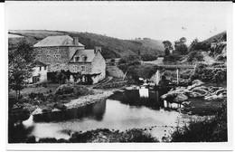 Cpa CARHAIX -  Vallée De L'Hyères - Le Moulin Du Roy . - Carhaix-Plouguer