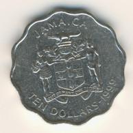 JAMAICA 1999: 10 Dollars, KM 181 - Jamaica