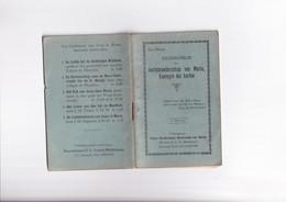 Boekje - Handboekje Der Aartsbroederschap Van Maria, Koningin Der Harten - O.L.V. Middelares Leuven - 1933 - Religion &  Esoterik