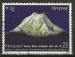 NEPAL: Obl., N° YT 830, TB - Nepal