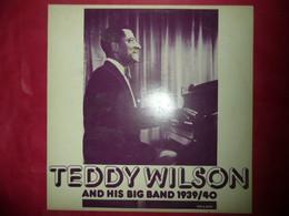 LP33 N°8100 - TEDDY WILSON & HIS BIG BAND - TAX M-8018 - Jazz