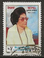 NEPAL: Obl., N° YT 461, TB - Nepal