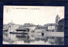 10. Nogent Sur Seine. Les Grands Moulins - Nogent-sur-Seine