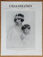 L'Illustration 4323 9/01/1926 Hélène De Grèce/Meyerling/Roumanie/Transafricaine/Tabac/Cognac-Jay/Toulon Saint-Mandrier - L'Illustration