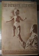 La Patriote Illustre. Palais Du Luxembourg, Tournai, Travancore, Avions, Soldats Americain, War, Guerre, Cinema - 1901-1940