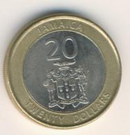 JAMAICA 2015: 20 Dollars - Jamaica