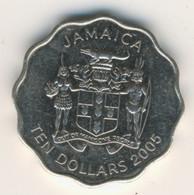 JAMAICA 2005: 10 Dollars, KM 181 - Jamaica