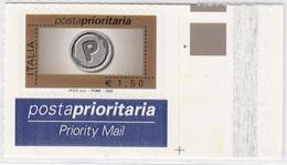 ITALIA REPUBBLICA 2005 POSTA PRIORITARIO CEI 2647A  MNH - 2001-10:  Nuevos