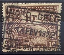 TR125 Gestempeld NORD BELGE SOLRE SUR SAMBRE - 1915-1921