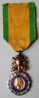 Médaille Militaire 1870 Valeur Et Discipline , République Française - Avant 1871