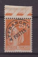FRANCE : PREO . N° 75 ** . BDF . TYPE PAIX .  TB . SIGNE SCHELLER . 1922/47 .  ( CATALOGUE YVERT ) . - 1893-1947