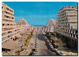 CPM La Grande Motte (Herault) L'Avenue Du Casino - Sin Clasificación