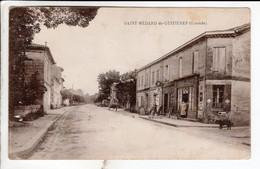 Cpa Saint Medard De Guizieres - Other Municipalities