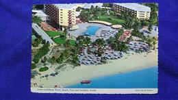 Aruba Caribbean Hotel Beach Pool And Gardens Aruba - Aruba