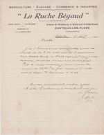 17 CHATELAILLON PLAGE LA RUCHE BEGAUD - 1900 – 1949