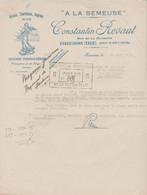 79 BRESSUIRE A LA SEMEUSE CONSTANTIN REVAUT - 1900 – 1949