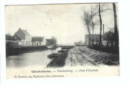 Wachtebeke - Overledebrug  -  Pont D'Overlede 1906 D Hendrix Antwerpen - Wachtebeke