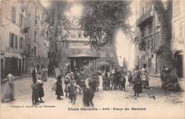 Vieux MARSEILLE -  Place Du Mazeau - Unclassified