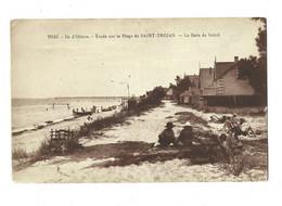 Ile D'Oleron Etude Sur La Plage De Saint Trojan Le Bain De Soleil - Ile D'Oléron