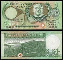 TONGA BANKNOTE - 1 PA'ANGA (1991) P#31b UNC (NT#03) - Tonga