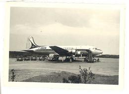 """Photo Amateur Aviation, Avion Air France , Aéroport, Citroën Type H """" Tube"""" - Aviation"""