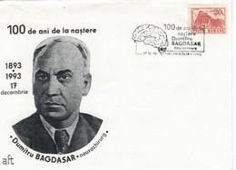Dumitru Bagdasar Neurochirurg Jimbolia 1983 - Gehirn - Brasov-Hotel - Medicina