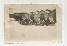 Photographie , 100 X 65 Mm , Automobiles , CITROEN , Bus , Autocar ,militaria ,militaires - Automobili