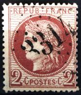 GC 3314 Sur 51 - SAUDRUPT - MEUSE - 1849-1876: Periodo Clásico
