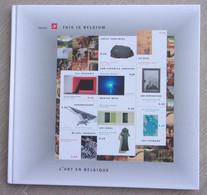 Belgique - Belgïe - Livre Philatélique - Boek - This Is Belgium - L'art En Belgique  (sans Timbres / Zonder Zegels) - Other Books
