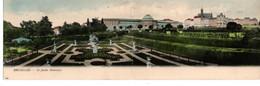 Bruxelles: Le Jardin Botanique (Vanden Heuvel  146 Carte Double - Tweeluik) - Bosques, Parques, Jardines