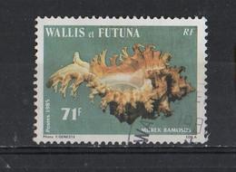 Wallis Et Futuna  1985  Murex Ramosus - Used Stamps