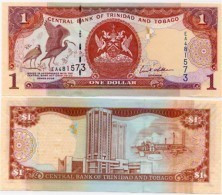 TRINIDAD & TOBAGO     1 Dollar      P-46       2006      UNC - Trinidad & Tobago