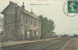 91 LARDY - La Gare (vendu En état) - Lardy