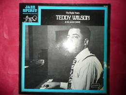 LP33 N°8104 - TEDDY WILSON SEXTET - 180036 - Jazz