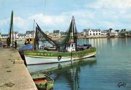 GUILVINEC....le Port  Edit  Artaud  No 16 Ter...flamme Au Dos  Lorient Foire Expo.1967 - Autres Communes