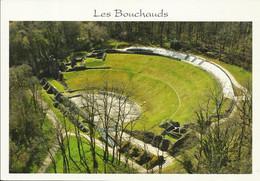 Site Archéologique ( SAINT CYBARDEAUX Charente ) , Théâtre Gallo-Romain Des Bouchauds - Other Municipalities