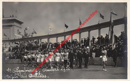 7e Olympiade 1920 Défilé - Finland - Olympic Games Oympics - Photo Carte - Foto Kaart - VIIe - Antwerpen - Antwerpen